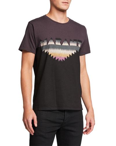 Men's Zao Western Graphic T-Shirt