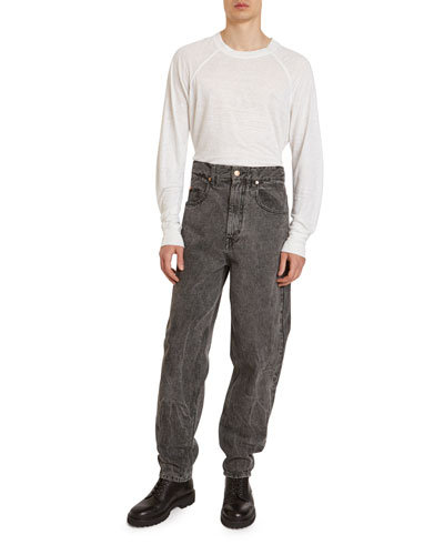 Men's Larson Faded Relaxed Jeans
