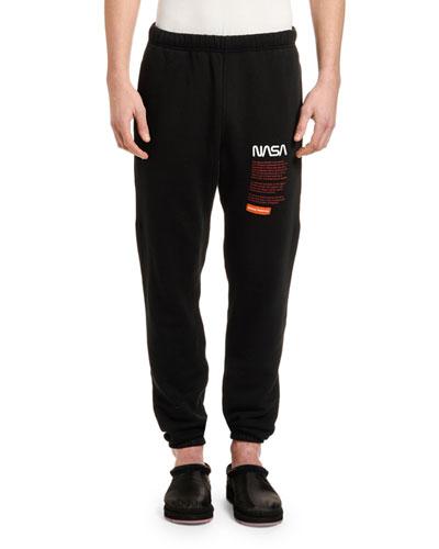 Men's NASA Slim Sweatpants