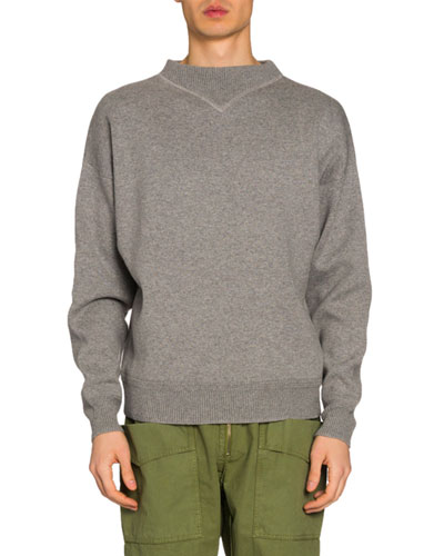 Men's Signature Cotton Sweatshirt