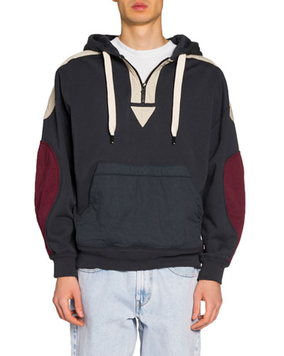 Men's Signature Colorblock Hoodie