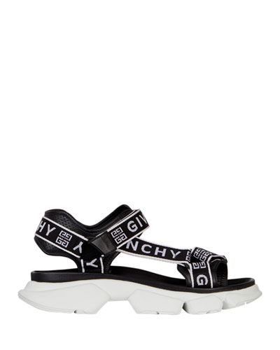Men's Jaw Logo-Web Sandal
