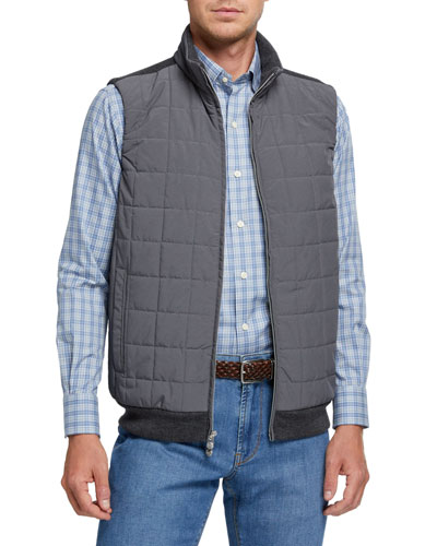Men's Crown Elite Hybrid Vest