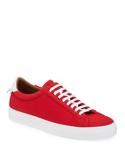 Men's Urban Street Spandex Low-Top Sneakers