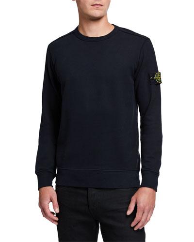 Men's Classic Fleece Crewneck Sweatshirt