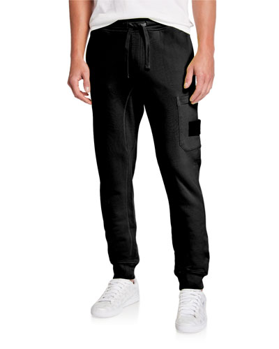 Men's Classic Cotton Fleece Sweatpants