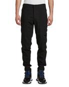 Moncler Men's Wool Cargo Pants