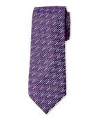 Giorgio Armani Men's Thistle 6 Mulberry Silk Tie