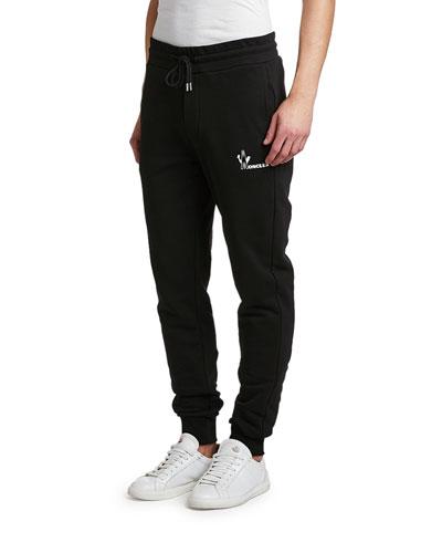Men's Logo Drawstring Sweatpants