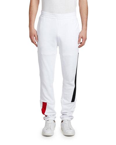 Men's Flag Cotton Sweatpants