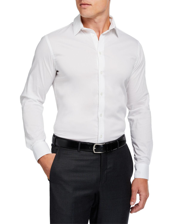Men's Basic Sport Shirt