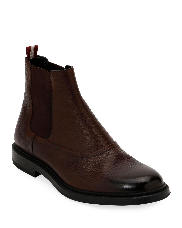 Men's Nikora Leather Chelsea Boots