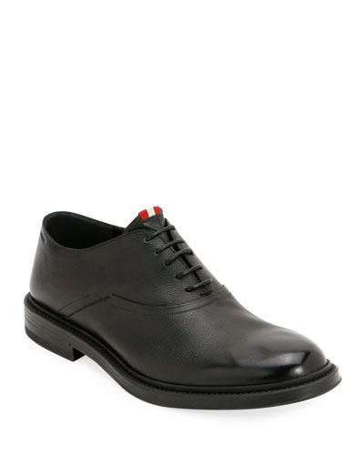 Men's Nick Leather Oxford Dress Shoes