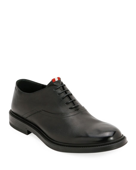 Bally Men's Nick Leather Oxford Dress Shoes