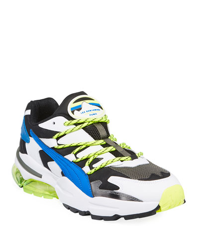 Men's Cell Alien Les Benjamins Running Sneakers
