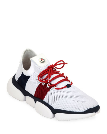 Moncler Men's The Bubble Running Sneakers