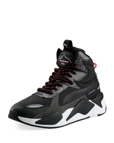 Men's RS-X High-Top Sneakers