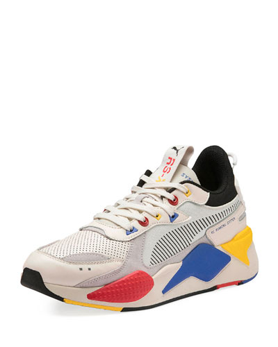 Men's RS-X Colour Theory Trainer Sneakers
