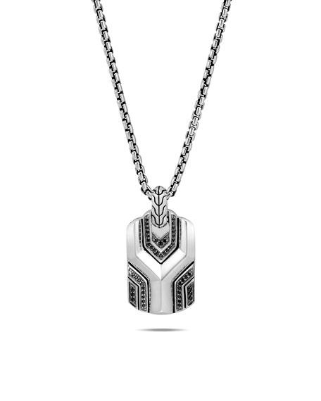 John Hardy Men's Asli Classic Chain Link Pendant Necklace