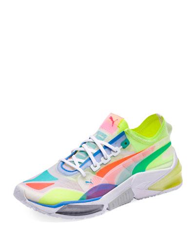 Men's LQDCELL Multicolor Nylon Sneakers