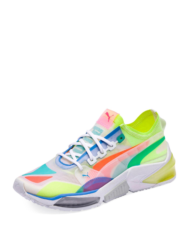 Puma Sneakers MEN'S LQDCELL MULTICOLOR NYLON SNEAKERS