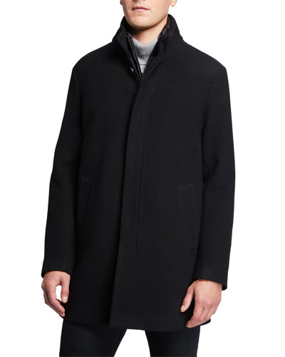 Men's 3-in-1 Car Coat