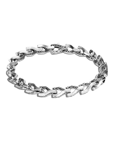 Men's 7mm Asli Classic Chain Link Bracelet