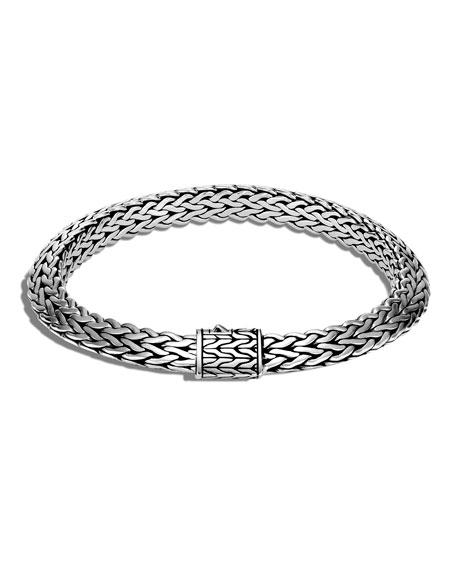 John Hardy Men's Classic Chain Tiga 8mm Bracelet, Size M-L