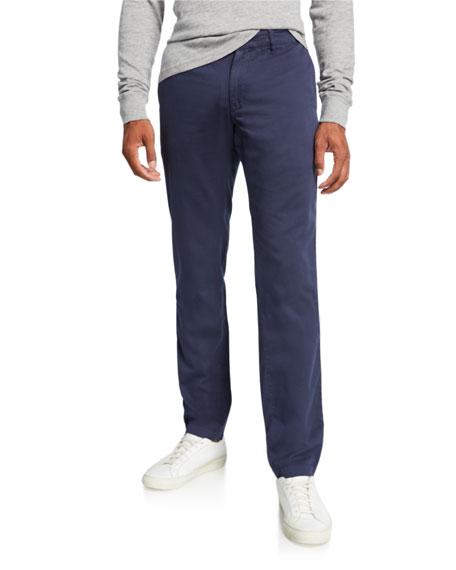 Faherty Men's Harbor Twill Pants