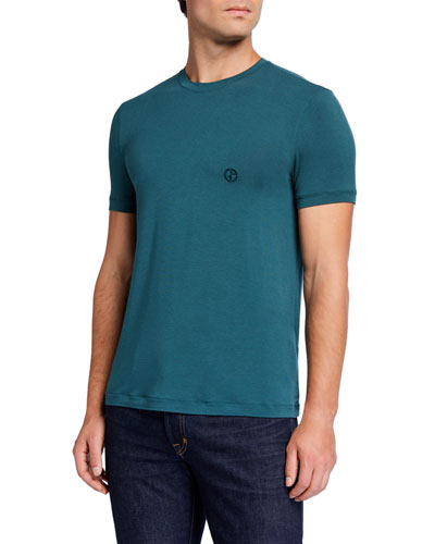 Men's Solid Jersey T-Shirt