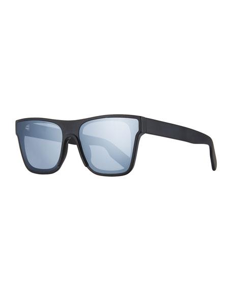 Kenzo Men's Square Acetate Sunglasses