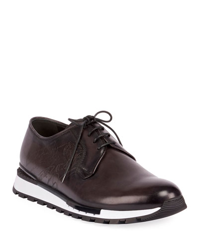 Men's Fast Track Derby Sneakers