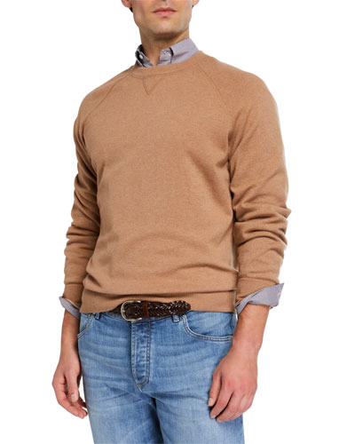 Men's Solomeo Blend Crewneck Sweatshirt