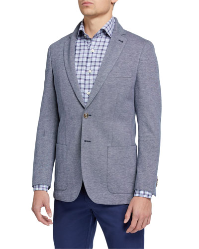 Men's Classic Soft Jacket