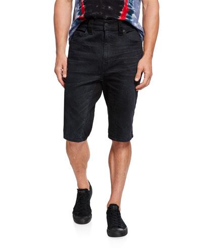 Men's Marco Whiskered Knee-Length Shorts