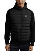 Canada Goose Men's Hybridge Reversible Zip-Front Hoodie