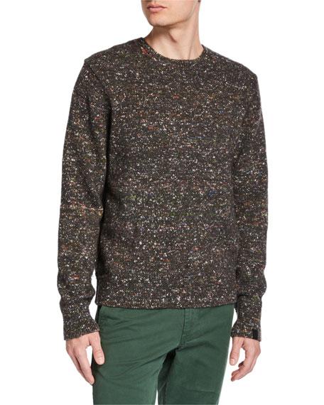 Rag & Bone Men's Heathered Crewneck Sweater