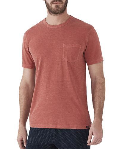 Men's Sunwashed Pocket T-Shirt