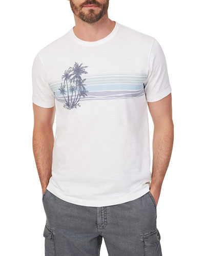 Men's Printed Graphic T-Shirt