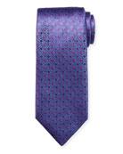 Charvet Medium-Neat Silk Tie