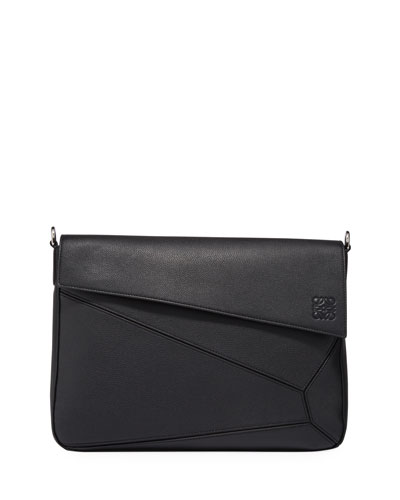 ed9aebc78 Quick Look. Loewe · Men's Puzzle Leather Messenger Bag