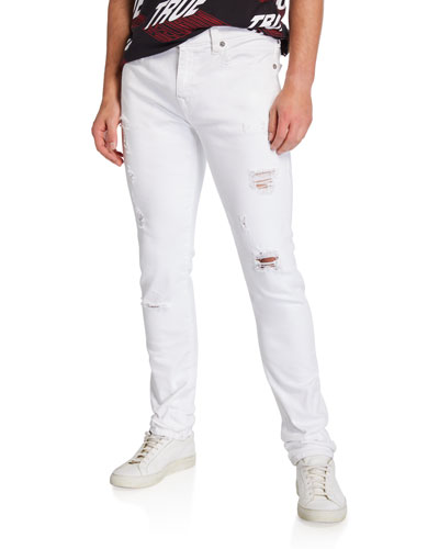 Men's Rocco Distressed Skinny Jeans