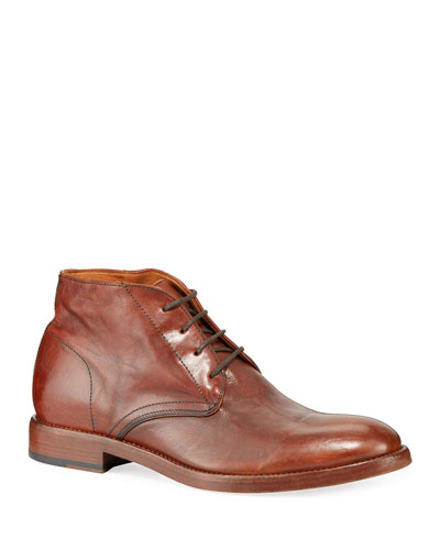Men's Chase Leather Chukka Boots