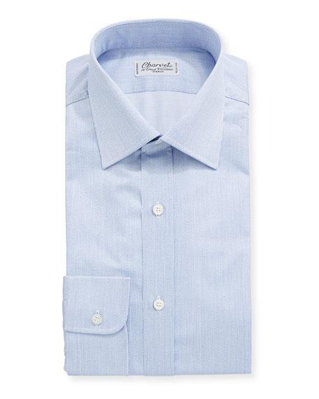 Charvet Men's Cotton Dress Shirt
