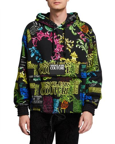 ddaa5cb865 Polyester Pullover Hoodie   Neiman Marcus