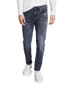 Joe's Jeans Men's Asher Wolfgang Distressed Jeans