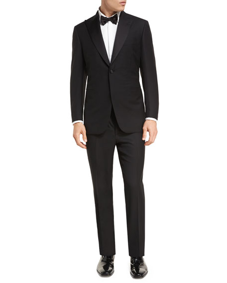 Brioni Two-Piece Wool Tuxedo Suit