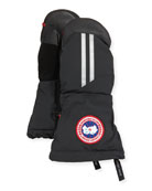Canada Goose Men's Snow Mantra Down-Filled Mittens