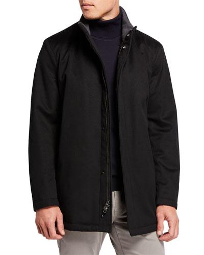 Men's New Horizon Wool Coat