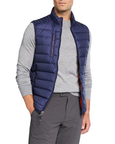 Men's Crown Elite Puffer Vest